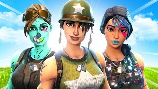 The Most OG Fortnite Squad RETURNS and Wins 11 Games in a row