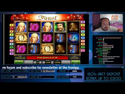 Big Bet!! Super Big Win From Faust At OVO Casino!!