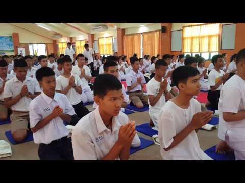 สพม.29 จัดกิจกรรมค่ายทักษะชีวิตรวมพลังเด็กและเยาวชน ประจำปี 2559 ณ ธุดงคสถานดอนชาด วารินชำราบ อุบลฯ