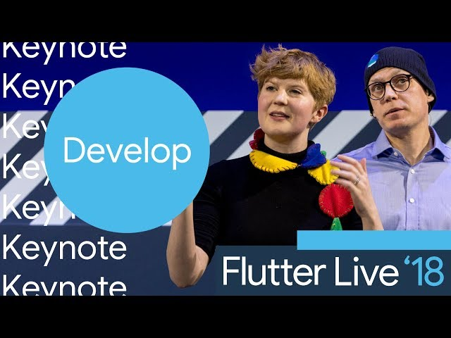 Flutter Development (Flutter Live, Keynote Part 3)