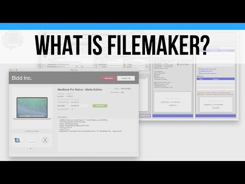 What is FileMaker?-FileMaker 16 News-Online FileMaker 16 Video Instruction-FileMaker 16 Videos