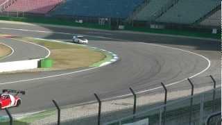 Testfahrten GP Kurs 14.03.2012 (Dreher Nordkurve)