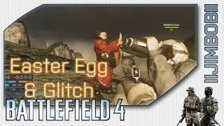 BF4 - China Rising DLC - Easter Egg & Glitch