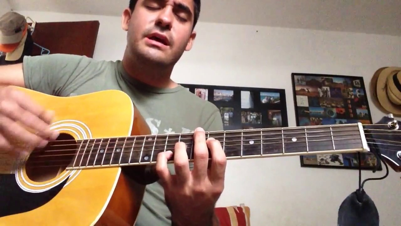 Sum 41 Best Of Me Acoustic Cover Youtube