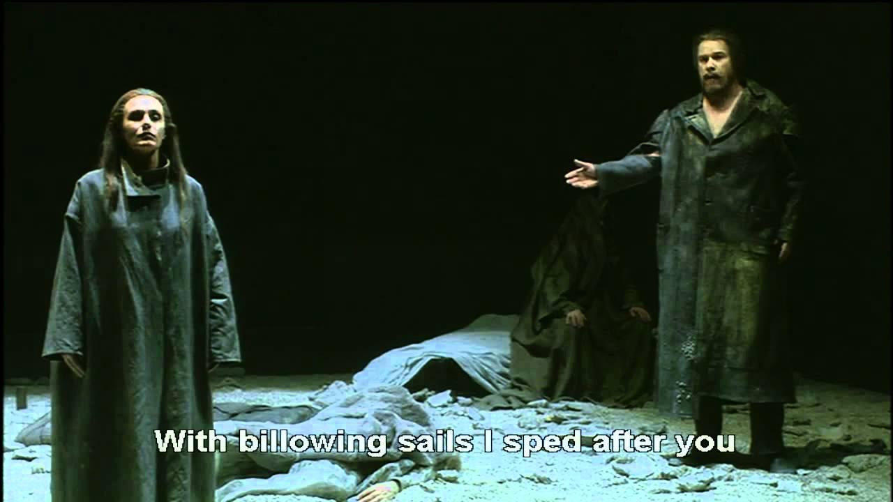 Tristan und Isolde - End of Act 3 - Liebestod - YouTube