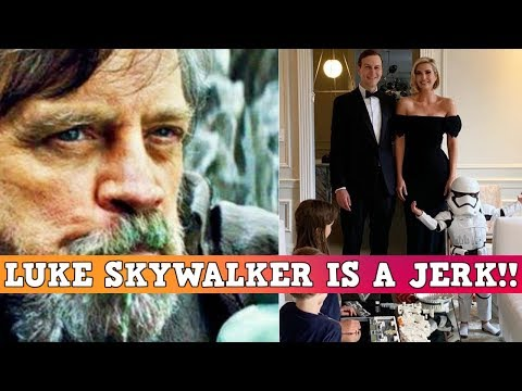 Mark Hamill DUNKS On 3 Year Old & Twitter Cheers!
