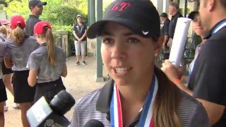 Lake Travis Girls and Plano West Boys Win 6A UIL Golf State TItles