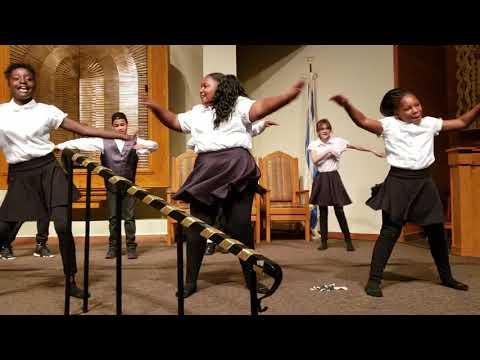 Aspire Charter Academy Christmas 2018 5th grade