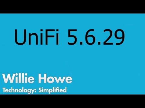 Ubiquiti UniFi 5.6.29