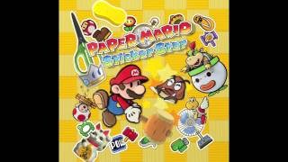 Paper Mario Sticker Star Music: Sling a Thing