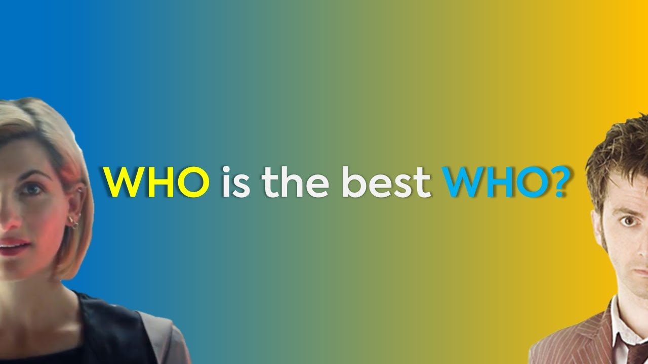 Download Doctor Who - Ranking the DOCTORS from WORST to BEST!