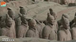 حول العالمفن و منوعات  الصينيون يرفضون ربط جيشهم الطيني بالحضارة اليونانية