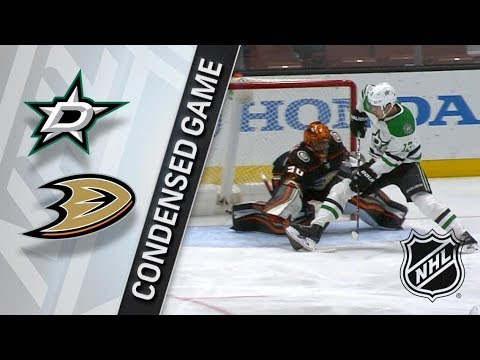 Dallas Stars vs Anaheim Ducks – Feb. 21, 2018 | Game Highlights | NHL 2017/18. Обзор