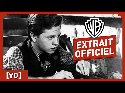 La Jeunesse d'Edison - Extrait Officiel (VO) - Norman Taurog / Mickey Rooney