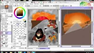 Speedpaint: Draw It Again Challenge, 2010-2014