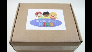February 2019 Healthy Living Kids Unboxing (6 year old Boy) + Coupon