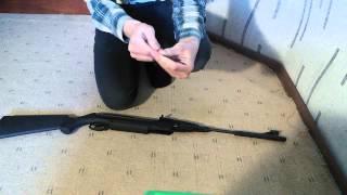 Обзор пневматической винтовки МP 512 байкал