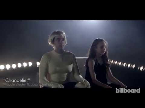 """Maddie Ziegler Teaches Sia's """"Chandelier"""" Routine - So You Know You Can't Dance Ep. 4"""