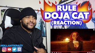RULES - DOJA CAT   GIVE HER SOME RESPECT   REACTION