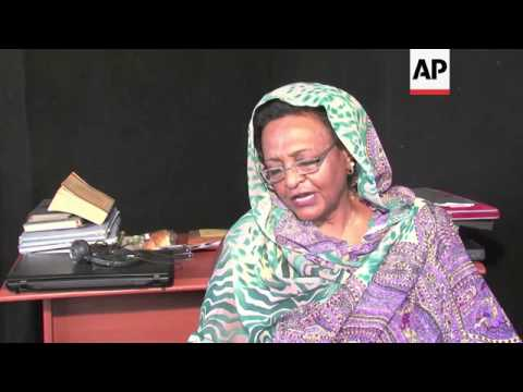 'Courageous' Sudanese journalist to be honoured for human rights work
