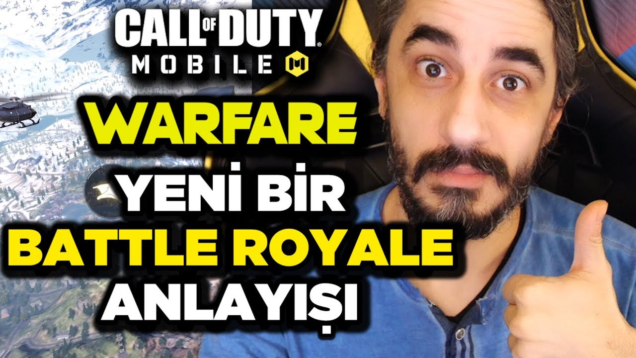 YENİ BİR BATTLE ROYALE ANLAYIŞI - CALL OF DUTY Mobile