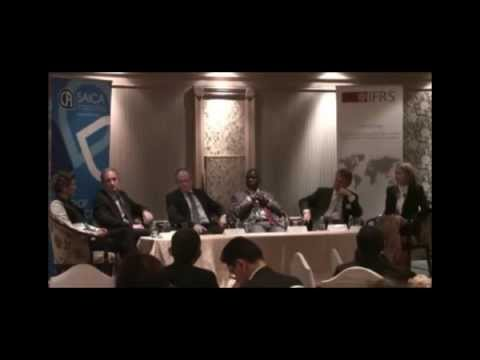 Panel discussion on the future of IFRS in Africa