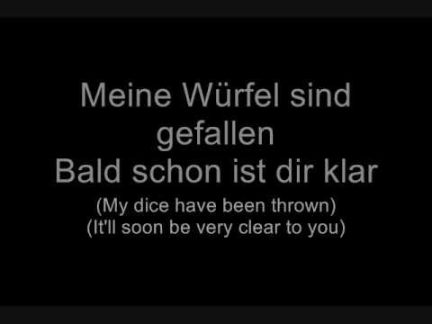 RAMMSTEIN - Buck Dich Lyrics - SONGLYRICS.com | The ...