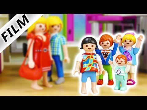 Playmobil Film Deutsch | LENA ALS BABYSITTER BEI FAMILIE VOGEL | Geht das gut? Kinderserie