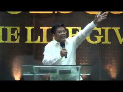 Pastor Ador Leynes (TLGC 27th Anniversary)
