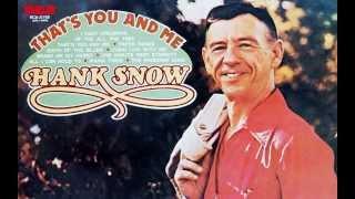 Hank Snow - One Minute Past Eternity