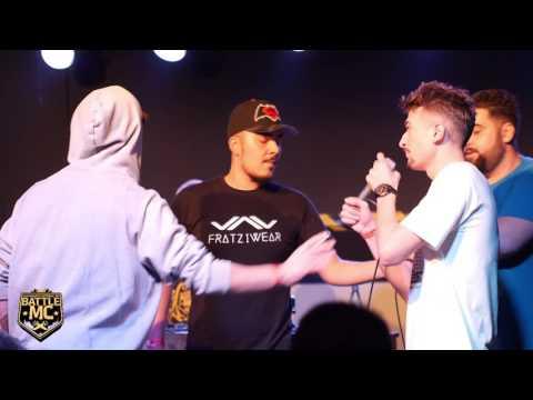 BattleMC Romania : Slinc & Gonzales vs Neli & Goro  (Semifinala 2vs2)