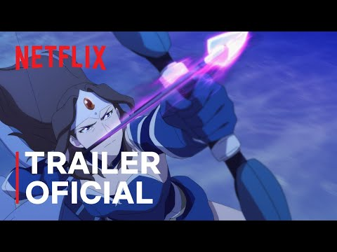 DOTA: Dragon's Blood   Trailer oficial   Netflix