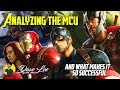Why the MCU is better than the DCEU and every other franchise
