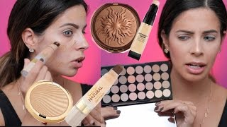 NEW! SUPER AFFORDABLE MAKEUP FIRST IMPRESSIONS | HIT OR MISS