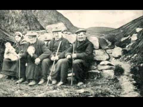 THE SPARK IN THE HEATHER JIM REID (The Highland Clearances)