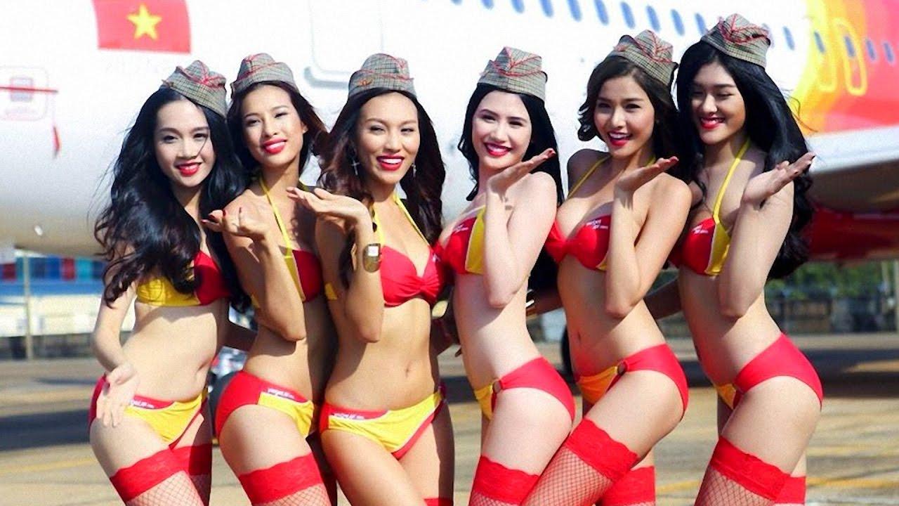 Видео сексуальные стюардессы ютюб