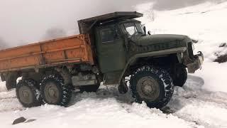 Во Время Оффроуд Резкий Падём УРАЛ, Трактор Т-25, Трактор Т-16