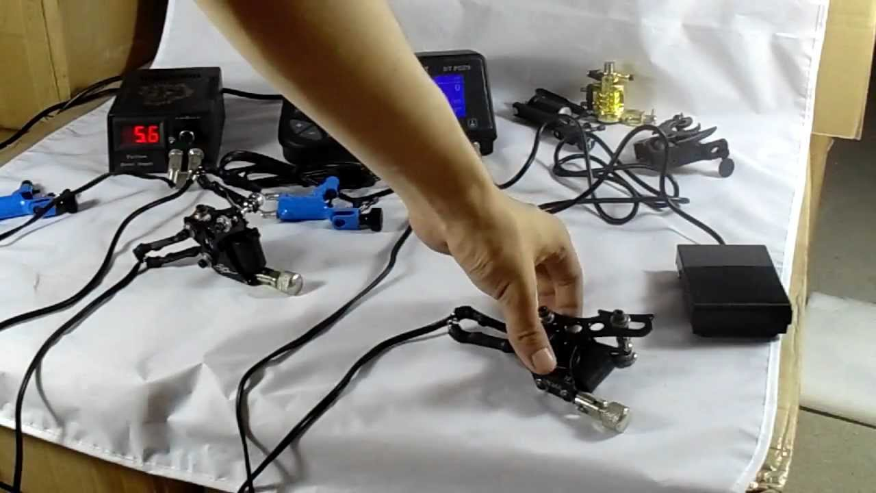 Dc Tattoo Power Supply Cheap Youtube Circuit Diagram