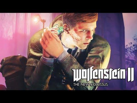Wolfenstein 2 The New Colossus All Wyatt Scenes