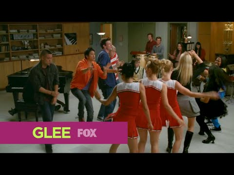 GLEE  Full Performance of Forget You from The Substitute