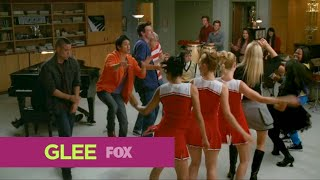 GLEE - Full Performance of ''Forget You'' from ''The Substitute''