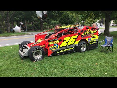 Accord Speedway Rookie Sportsman 8/24 Finish