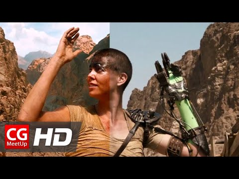 "CGI VFX Breakdown HD ""Mad Max Fury Road "" by Brave New World | CGMeetup"