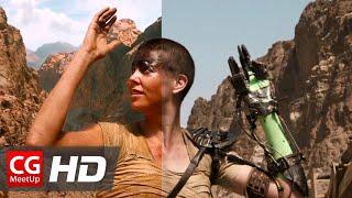 "CGI VFX Breakdown HD: ""Mad Max Fury Road Vfx Breakdown"" by Brave New World"