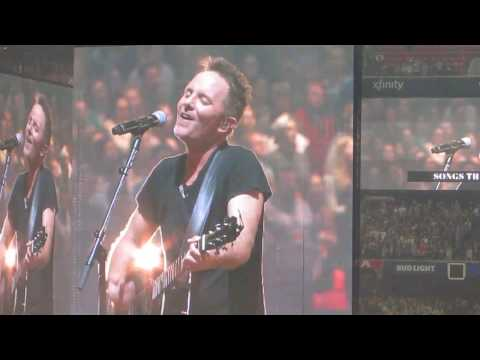 Did Feel The Mountains Chris Tomlin
