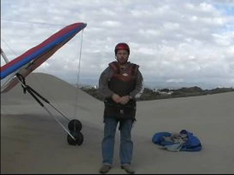 Hang Gliding Basics For Beginners : What Gear Do I Need To Go Hang Gliding?