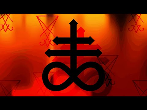 Leviathan Cross Meaning And Origin - The Satanic Cross Explained