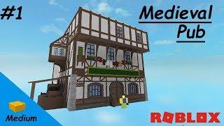 ROBLOX Speed Build / Medieval Pub #1
