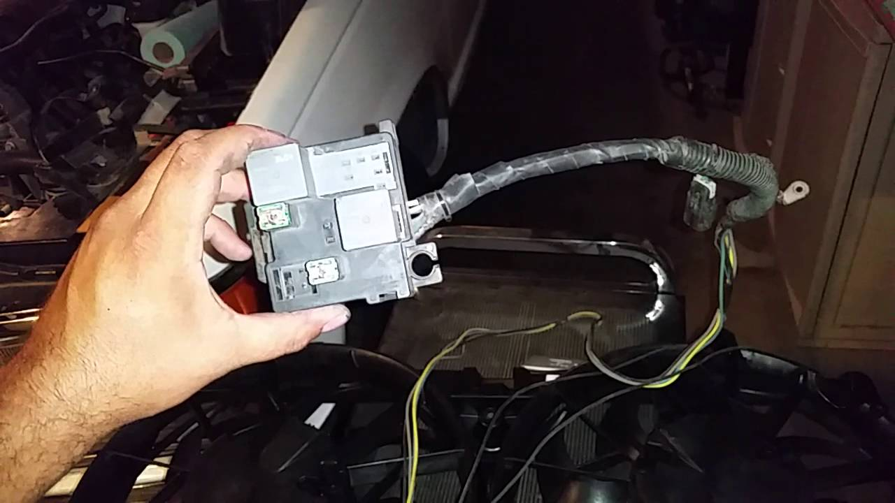 Maxresdefault on 2003 Silverado Blower Motor Resistor Location
