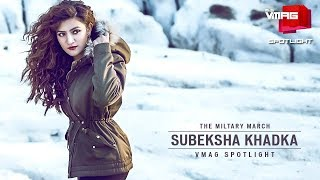 Miss Nepal International 2012 Subeksha Khadka's Military March